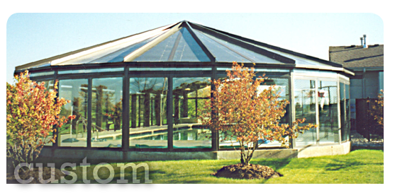 Year Round Patio Dome - Custom Designs