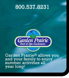 Residential pool enclosure ccsi atria domes for home for Garden prairie pool enclosures