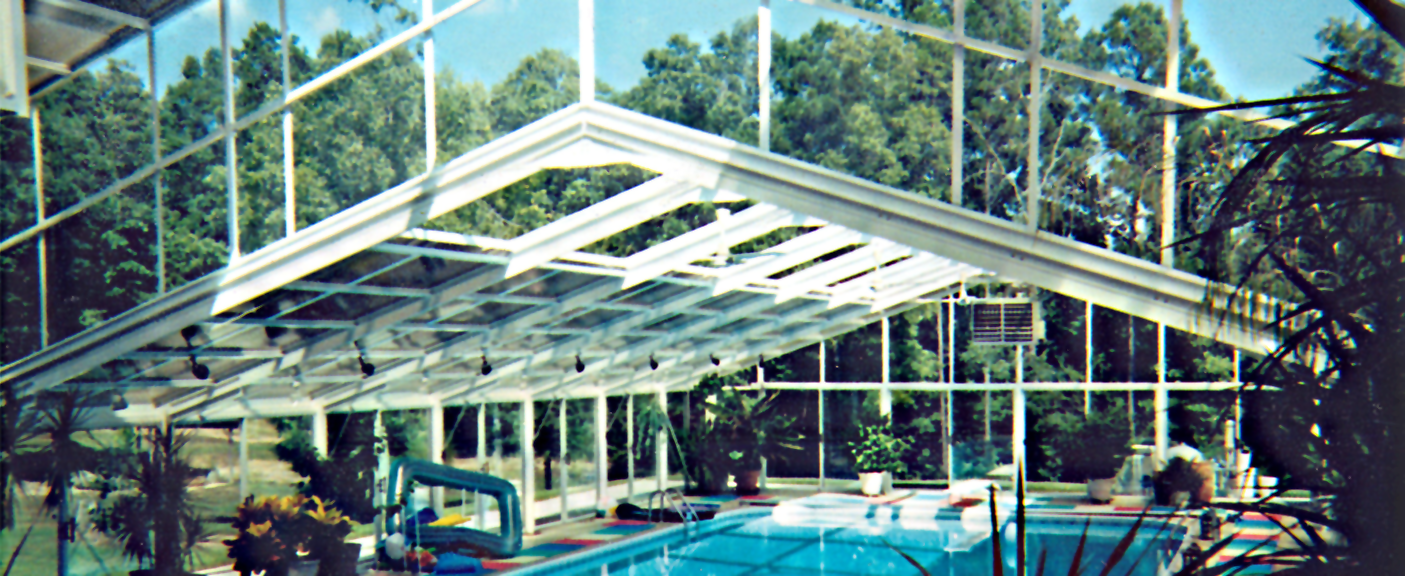 Glass pool enclosures residential and commercial ccsi - Swimming pool screen enclosures cost ...