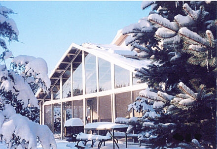 Winter is a great time for work on your pool or pool enclosure, pool enclosure in the winter
