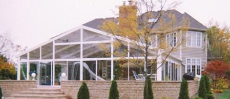 Residential Glass Pool Enclosure-001